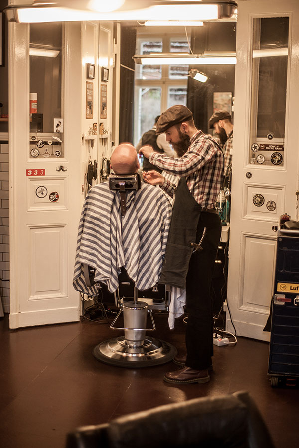 Beardy Boys Barber Berlin