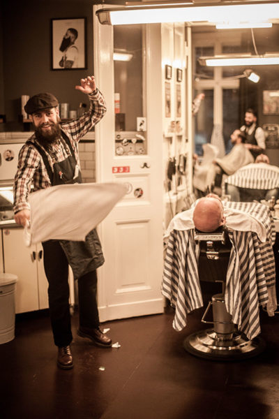 Beardy Boys Barber Berlin
