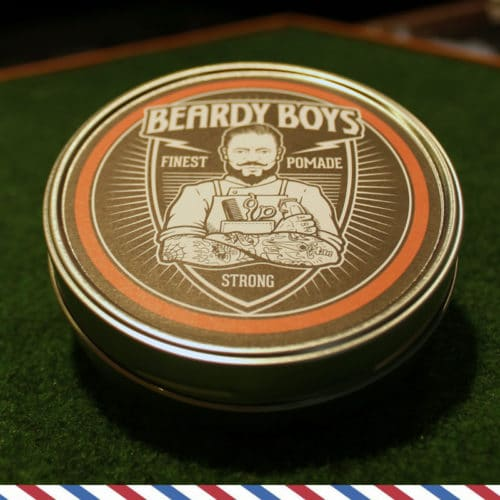 Beardy Boys Pomade Extra Strong