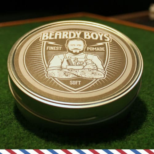 Beardy Boys Pomade Soft