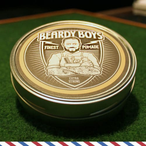 Beardy Boys Pomade Strong
