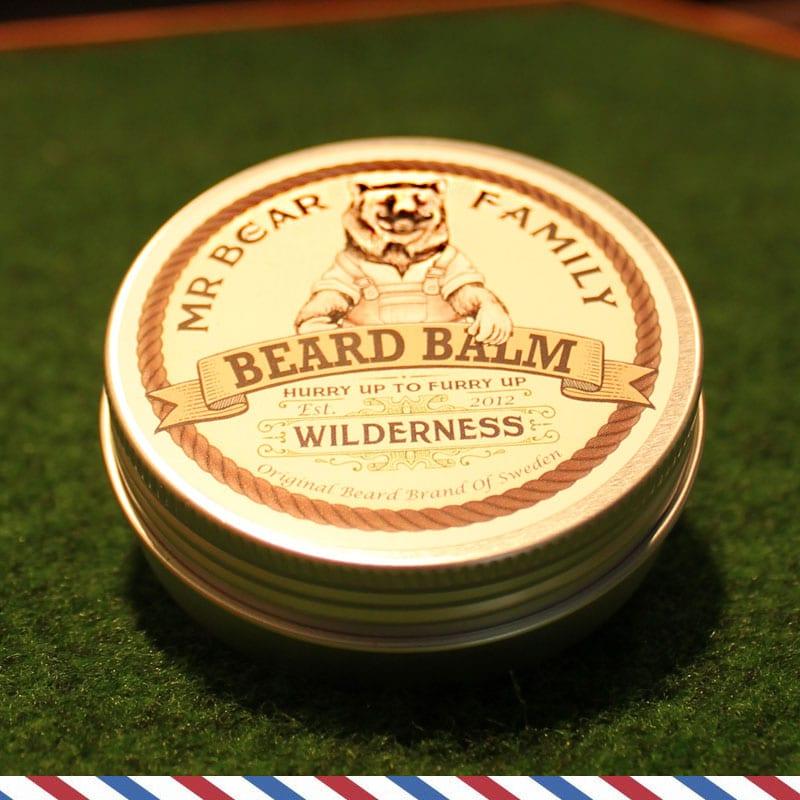Mr Bear Beard Balm Wilderness