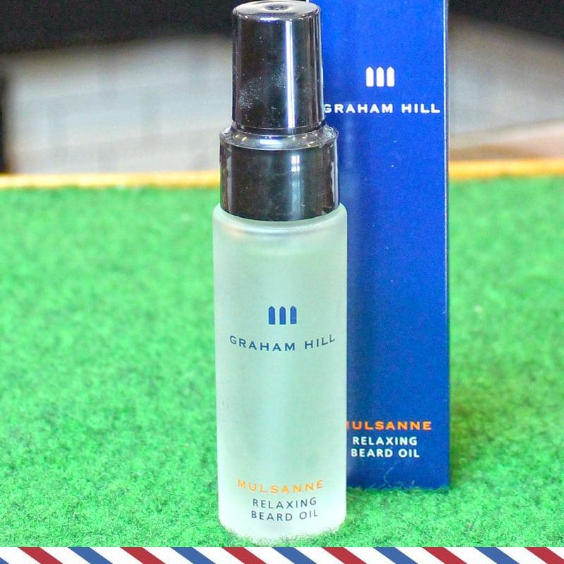 Graham Hill MULSANNE RELAXING BEARD OIL