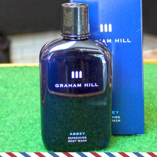 Graham Hill ABBEY BODY WASH