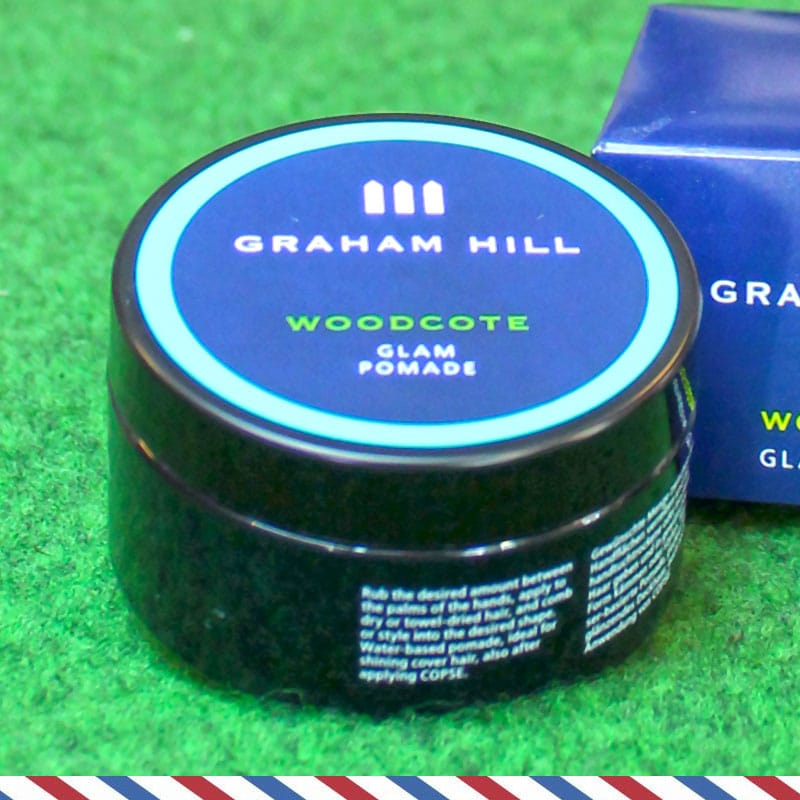 graham hill woodcote glam pomade beardy boys berlin. Black Bedroom Furniture Sets. Home Design Ideas