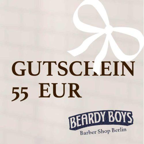 Gutschein 55 EUR
