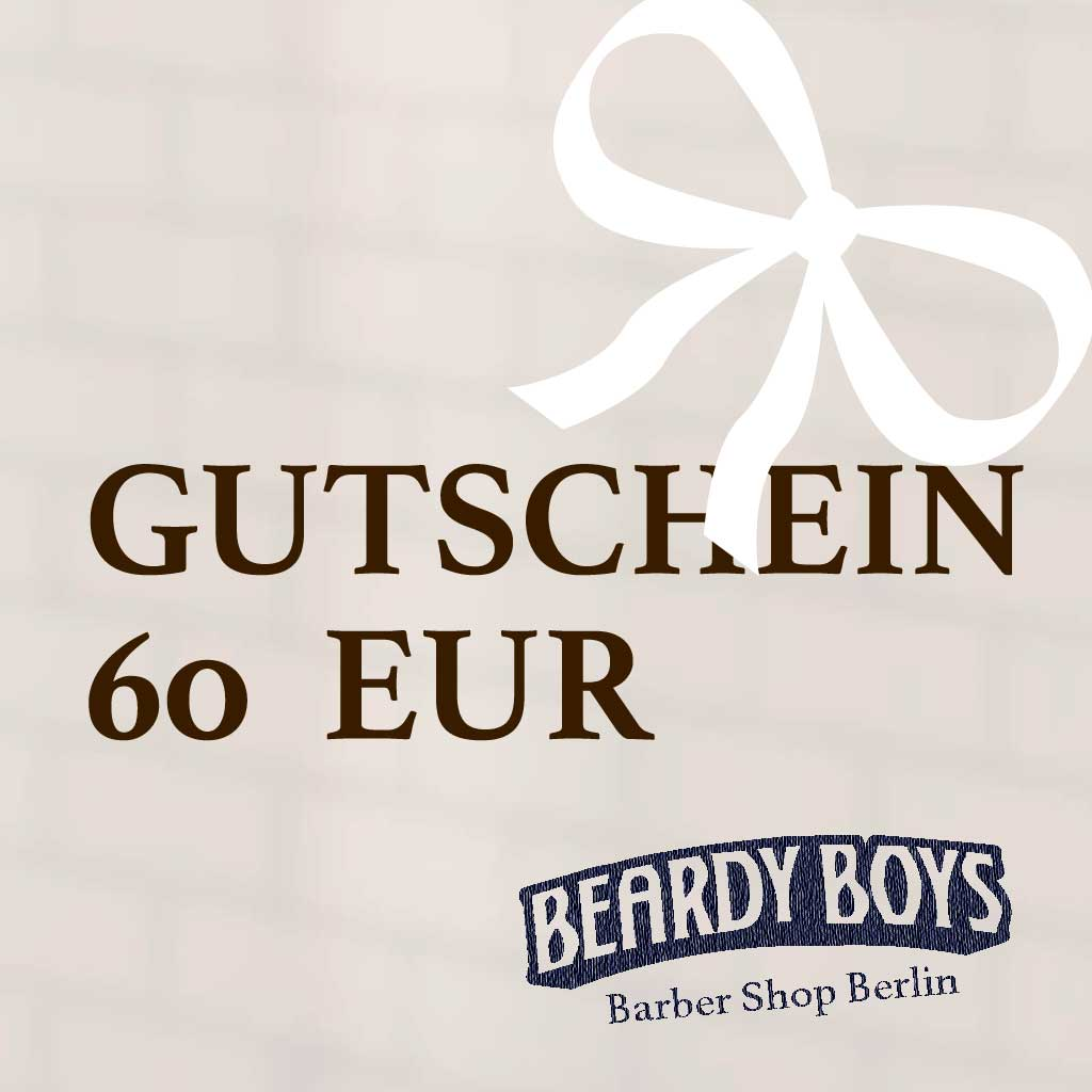 Gutschein 60 EUR
