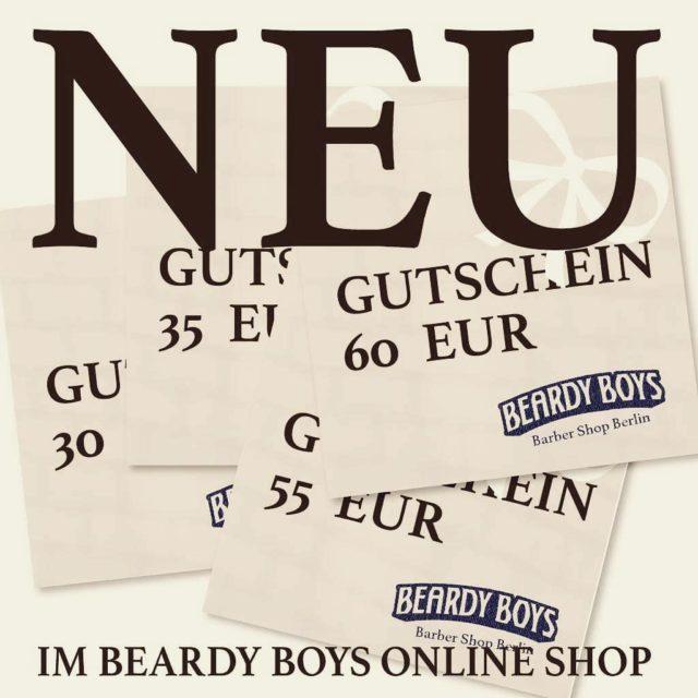 Hopphopp, noch schnell zum Fest den neuen Beardy Boys Gutschein bestellen. Link in Bio  #beardyboys #beardyboysberlin #Berlin #beardlove #grooming #barbermob #roadrunner #barbier #herrenfriseur