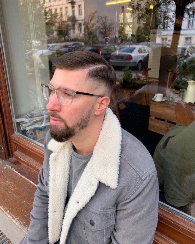 Hair by @katecaltonx  #classiccut #barberberlin